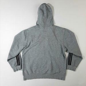 adidas Shirts - VTG Adidas Small Logo Hoodie Size:M